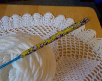 Size B crochet hook