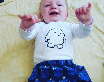 Baby Adipose Bodysuit