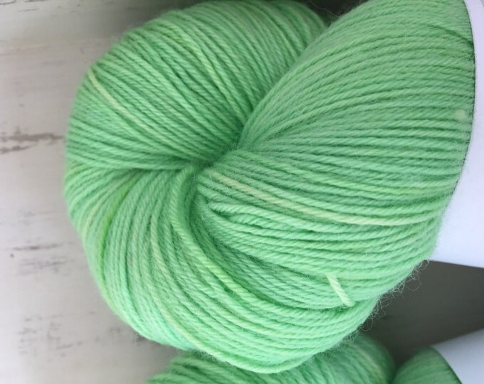 Sherbet - 100grams Superwash  4 ply yarn   - in various bases
