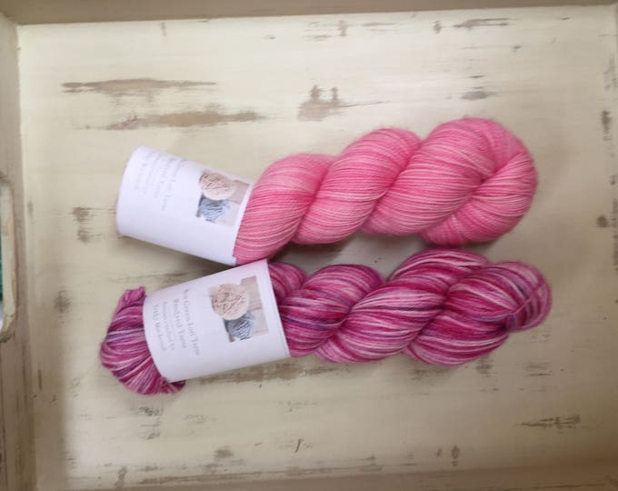 Shawl pack- various colours  - 2 skeins - see below for variations