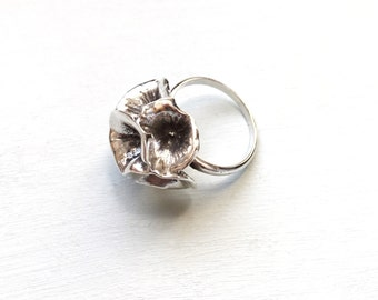Woodlark Sterling Silver Ring