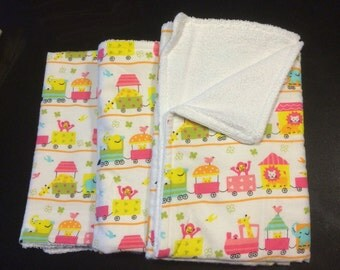 Burping Cloths - Set of 3