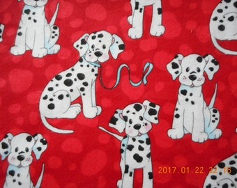 Dalmation Love Pillowcase