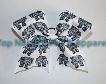 Elephant Cheer Bow