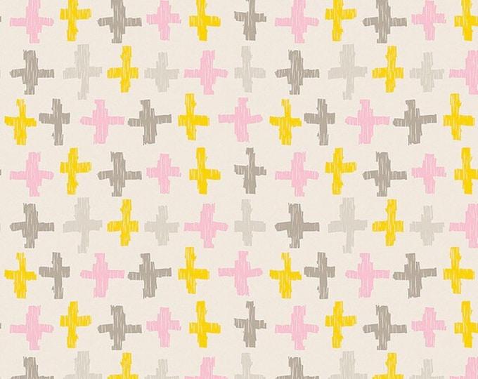 Art Gallery Fabrics/Bonnie Christine/ Wonderful Things / Joy Crossroads Pastel/