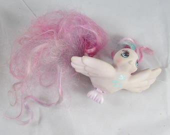 Fairy Tail Bird Tinsil Tails Wedding Bells My Little Pony Lavender