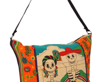 Day of the dead purse