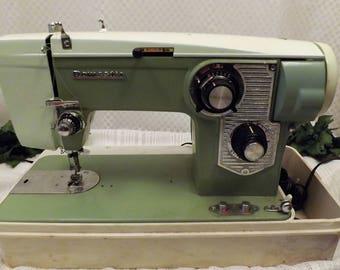 50's Vintage Domestic Sewing Machine Dressmaker / Industrial