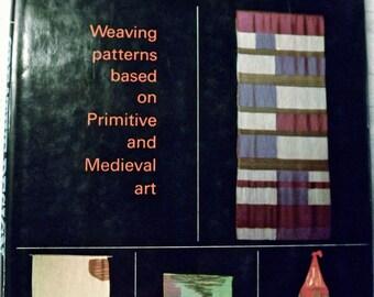 Creative DESIGN in WALL HANGINGS~Primitive+Medieval Weaving+How-to Weave Loom~hb