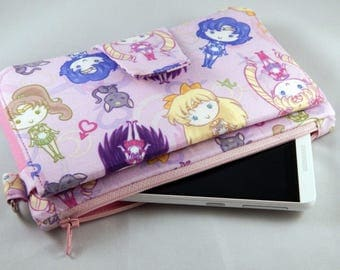 Sailor Moon Cutie Women's Clutch Wallet