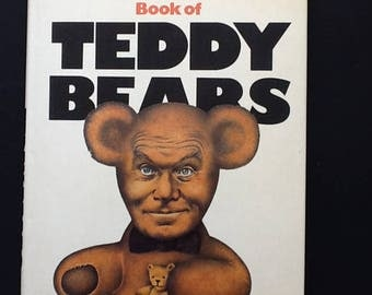 Peter Bull's Book of Teddy Bears, signed by the author.