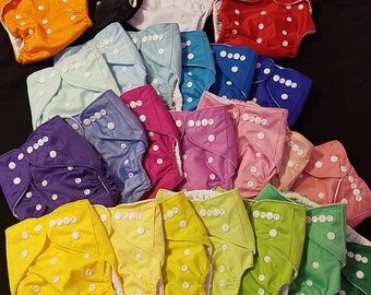 Cloth Diapers & Bloomers