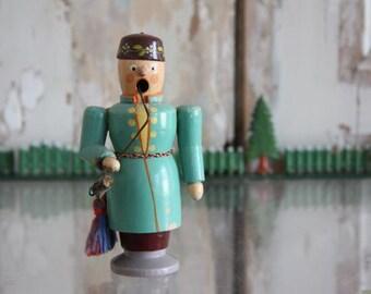 Christmas Incense Smokers: The Matron