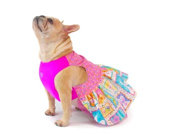 French Bulldog  Clothing / Ever Easter Dress