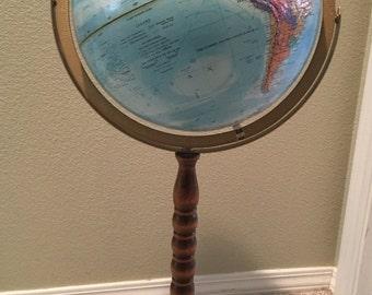 Replogle World Nation Globe (Floor Stand)