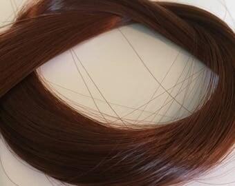 "PREORDER LARGE Cady Monofiber 18"" Doll Hair for OOAK Custom Monster High My Little Pony Blythe"