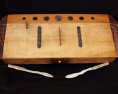 Hammered Dulcimer,  12 string E major tuning. Unique design. For the experimental musician.