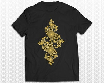 Julia Set Fractal Tshirt