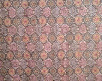 Natural Cork Fabric - Morocco