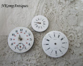 Antique watch parts for re-purpose