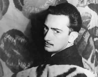 Portrait of Salvador Dali 1939