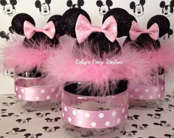 Light Pink Minnie MouseParty Favor