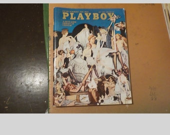 Playboy Magazine Entertainment For Men July 1972 Revealing History Of Lingerie Issue
