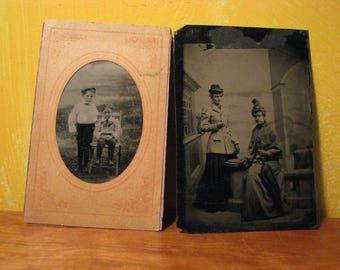 Antique Tintypes (#14)