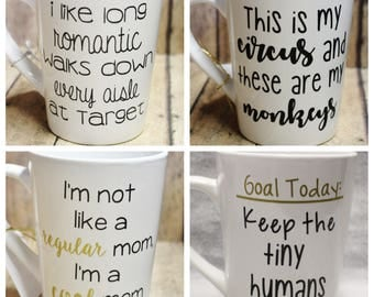 Motherhood Coffee Mugs
