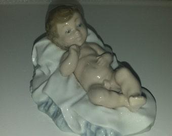 Lladro Nao Baby Jesus