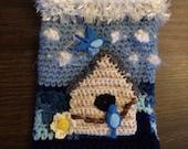 Birdhouse Twiddle Muff