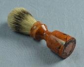 Red River Gum & Copper Shaving Brush, 20mm