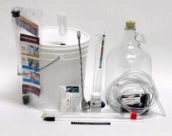 One Gallon Wine making kit- make your own wine