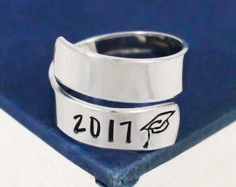 2017 Graduation Ring - Graduation Gift