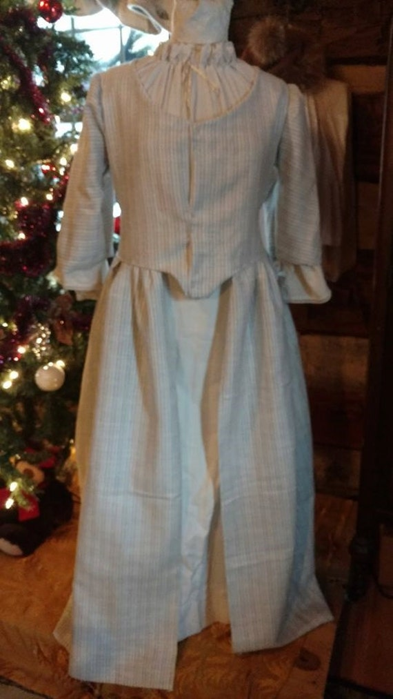18 th Century Day Dress