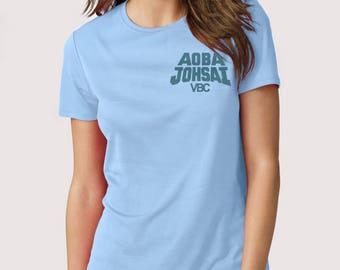 High School Volleyball Club T-Shirt
