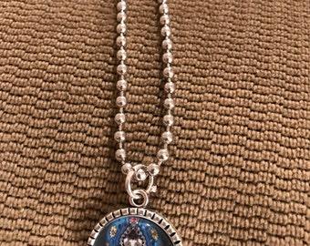 Sugar Skull Necklace Or Camo Necklaces