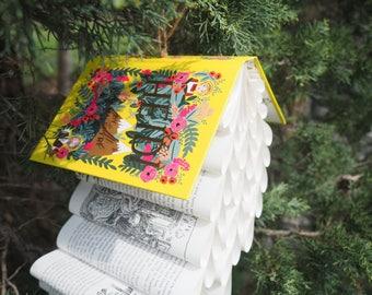 Heidi-Rifle Paper Co-Book Mobile-Teacher Decor-Book Themed Wedding-Baby Shower-Wedding Decor-Nursery Room-Graduation Gift
