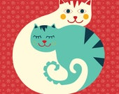 Cats Illustration / Cats ...