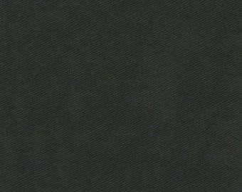 """Black Twill Cloth 60"""" Wide By The Yard 7oz"""