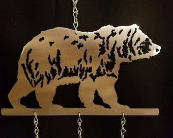Bear Wind chime