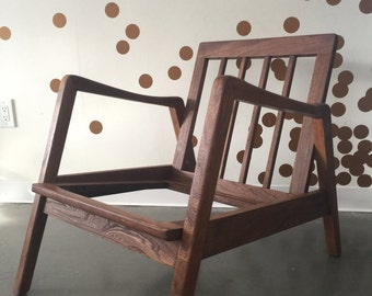 Danish  chair  made in denmark midcentury modern armchair
