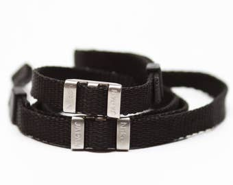 Original Nikon Neck Strap For 35mm Film Rangefinder SLR DSLR M4/3 Camera