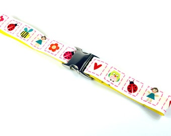 Fabric - belt children colourful fabric belt