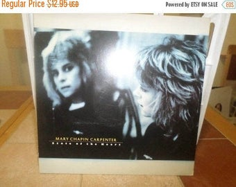 Save 30% Today 1989 Vinyl LP Record State of the Heart Mary Chapin Carpenter Excellent Condition 4537