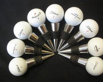 Golf Ball Wine-Stopper