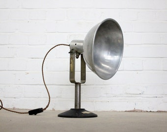Medical Desk Lamp By Soltan Circa 1930's