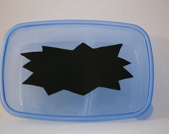 Chalkboard Lunch Container (set of 3)