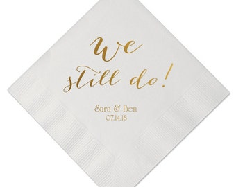 custom personalized napkins. 100 we still do monogram custom personalized napkins wedding candy dessert bar anniversary party printed cocktail