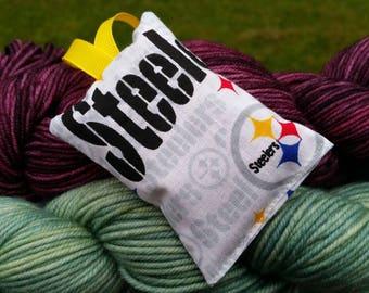 Steelers Lavender Sachet Handmade